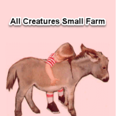 All Creatures Small Farm logo