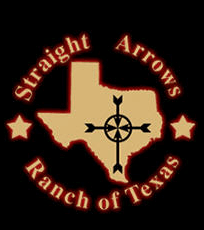 straight arrrows ranch logo